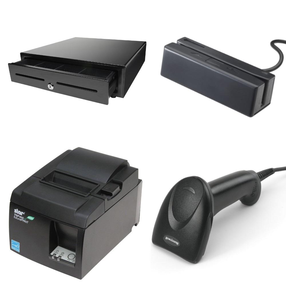 Intuit Point of Sale Hardware Bundle   English Management Solutions